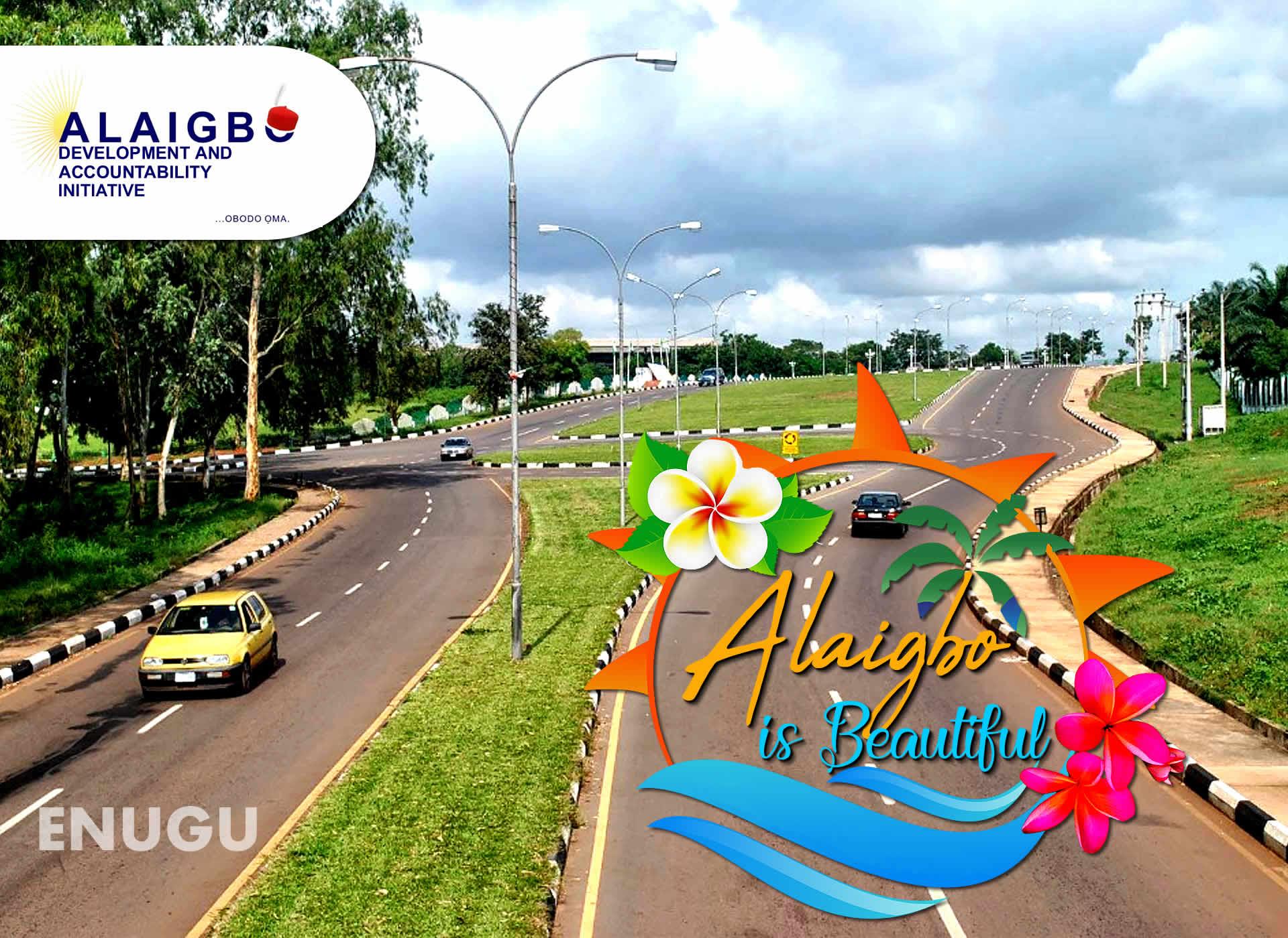 Enugu is beautiful