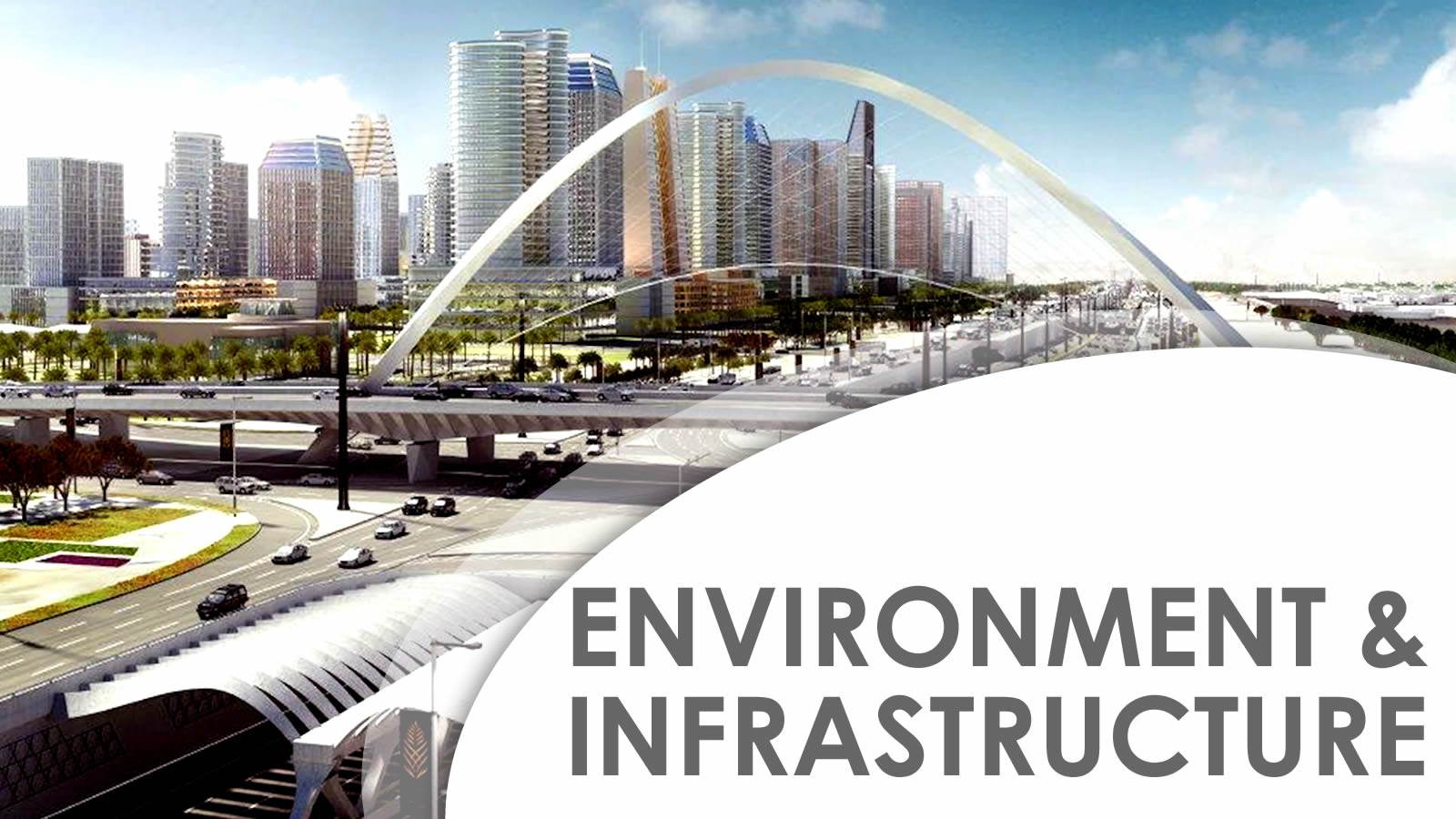 environment and infrasructure